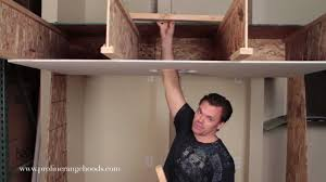 how to install weight bearing ceiling support reinforcing