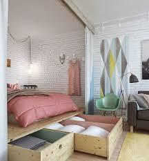chambre adulte petit espace aménagement chambre astuces et idées déco côté maison
