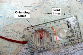 How To Use A Map News From Peak Navigation Courses How To Use A Compass