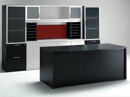 Black Desk With Hutch Black And White Custom Desks 72