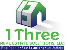 sell my house 1 three real estate solutions llc