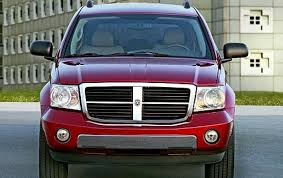 2009 dodge durango information and photos zombiedrive