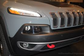 jeep cherokee lights 2014 jeep cherokee headlight and foglight indian autos blog
