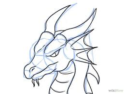 draw to draw dragons step by step 13