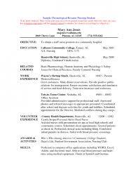 functional resume vs chronological resume sample resume reverse chronological order 13 resume formater best