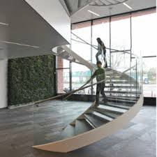 Curved Stairs Design Curved Staircase Curved Stairs Helical Staircase Demax Arch