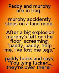 You Lost Me Meme - and murphy in iraq joke