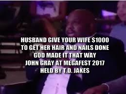 1000 to get hair and nails done