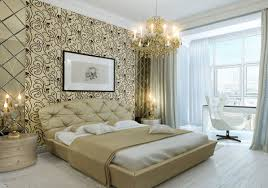 bedroom victorian bedroom style design with soft striped color