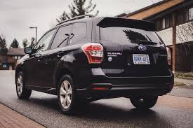 subaru forester 2016 black review 2016 subaru forester 2 5i touring canadian auto review
