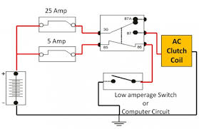 diy auto service electrical switches and relay diagnosis and