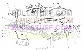 2004 lamborghini murcielago coupe england phase sensors and