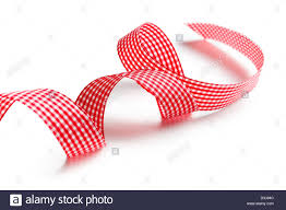 checkered ribbon checkered ribbon on white background stock photo royalty free image