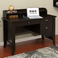 Computer Desk Three Posts Baker Computer Desk With Hutch Reviews Wayfair