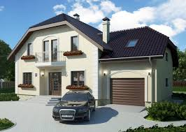 pre made house plans baron ready made house plan with an attic floor
