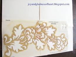 Home Stencil Joy And Gladness Of Heart Beauty And The Beast Of Dry Erase Calendars