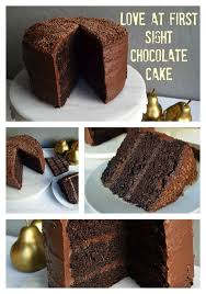 love at first sight chocolate cake recipe chocolate cake