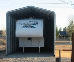 Garage For Rv by Rv Carports Metal Rv Covers