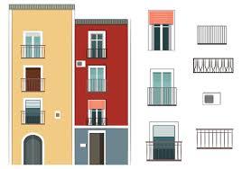 colorful building colorful building vectors download free vector art stock