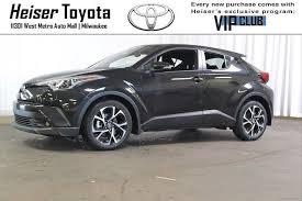 Used Tires Milwaukee Area 2018 Toyota C Hr Xle Premium In Milwaukee Wi Toyota C Hr