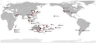 auckland australia map auckland airport