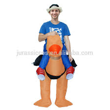 Inflatable Halloween Costumes Inflatable Ostrich Costume Halloween Suit Buy Costume Fat