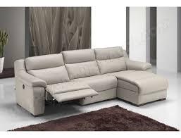 canapé cuir relax pas cher canapé cuir ub design zoli 2 places 1 relax éléctrique méridienne