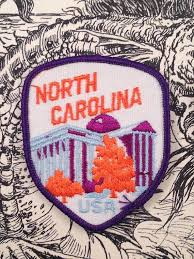 North Carolina travel stickers images 533 best patches images travel patches vintage jpg