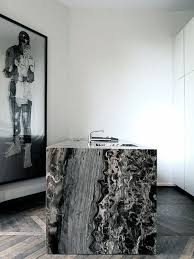 marble kitchen islands best 25 black marble countertops ideas on