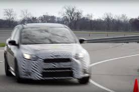 bronco prototype watch ken block help test a 2016 ford focus rs prototype