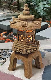 shop asian urns sculptural lanterns garden pagodas for sale