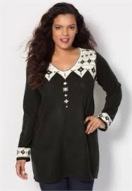 plus size tops t shirts for roaman s