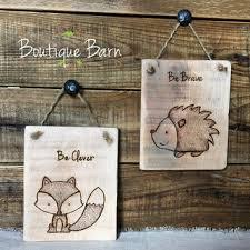 best fox woodland baby decor products on wanelo