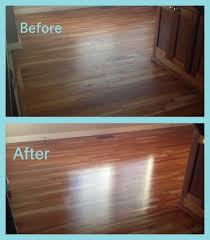 Laminate Floor Sticky After Cleaning What A Difference Bona Swedish Formula High Gloss Hardwood Floor