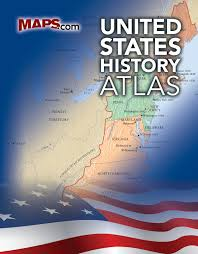 United States Atlas Map Online by United States History Atlas Maps Com