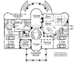 floor plans with spiral staircase double staircase foyer house plans trgn ad383cbf2521
