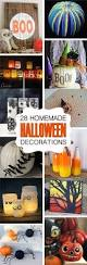 House Decorating For Halloween Best 20 Homemade Halloween Decorations Ideas On Pinterest