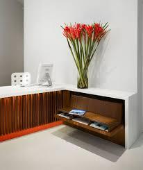 Office Reception Desk Reception Desk Animation Studio Office Interior Design Um Project