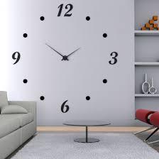 Horloge Murale Silencieuse by