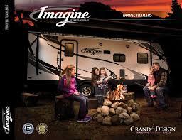 new 2018 grand design imagine 2670mk couples travel trailer travel