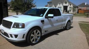 ford saleen truck sell used ford saleen s331 truck in mansfield united states