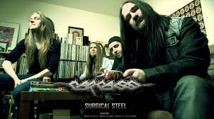 surgical steel band carcass captive bolt pistol official track