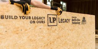 engineered wood products lp building products