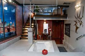 new york new york loft get a taste of the big apple the