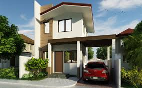 Small Two Story House Stunning Two Storey Home Design Contemporary Decorating Design