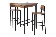 Table Haute Cuisine Bois Table De Bar En Bois Affordable Awesome Table De Bar But Kitchen