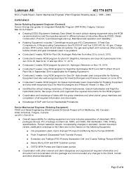 Sample Resume For Oil And Gas Industry by Download Semiconductor Equipment Engineer Sample Resume