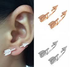 ear sense earrings best 25 ear jacket earrings ideas on jacket earrings