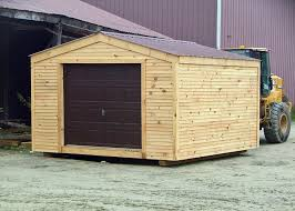 Overhead Doors For Sheds 14x20 Shed Post And Beam Garage Kits Jamaica Cottage Shop