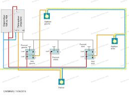 schema electrique chambre schéma électrique branchement éclairage chambres conseils